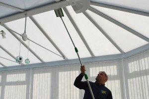Internal High Reach Window Cleaning
